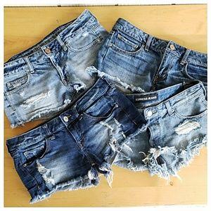 Designer Shorts Bundle